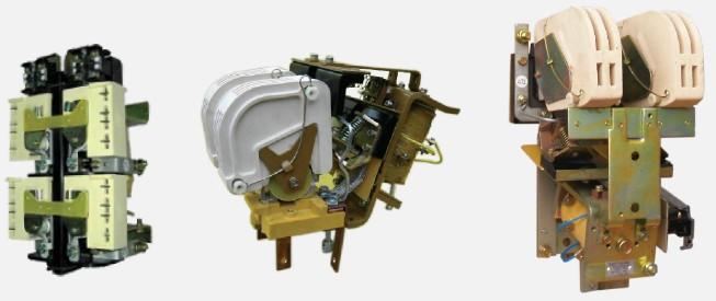 Контактора серии КТПВ600М