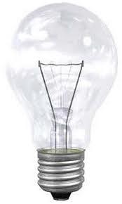 Лампа накаливания МО