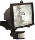 Прожектор с датчиком движения под галогенную лампу (ИО)
