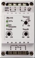 Электросервис,Киев,044-501-37-45,Однофазное реле напряжения РН-111